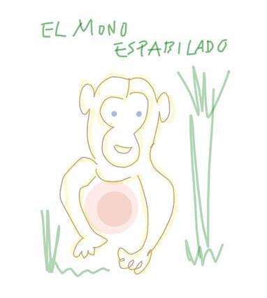 el mono espabilado pedro guerra