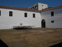 Convento de San Francisco de Santa Cruz de La Palma, lugar habitual de conciertos y actos similares de la capital palmera.