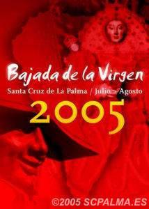 Cartel de la Bajada de la Virgen 2010 Bajada05