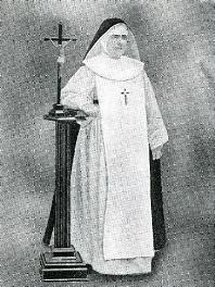 Madre Pilar, dominica que tuvo mucha importancia en la fundación del colegio La Palmita de Santa Cruz de La Palma.