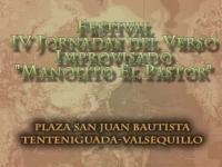 Actuación. IV Jornadas Manolito el Pastor 2010