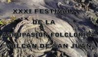 XXXI Festival de La AF Volcán de San Juan