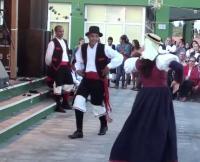 """""""Baile del Vivo y Tango Herreño"""", AF. """"Sabinosa"""" (El Hierro)"""