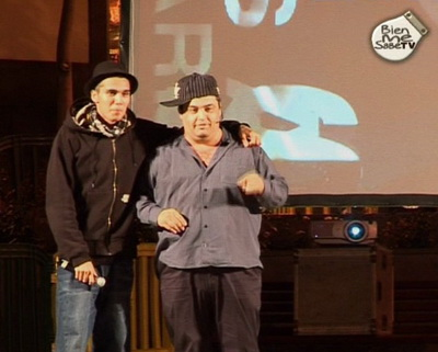 Rap y Punto. I Encuentro de Verseadores y Raperos: Yeray Rodríguez vs Arkano (1ª Parte)
