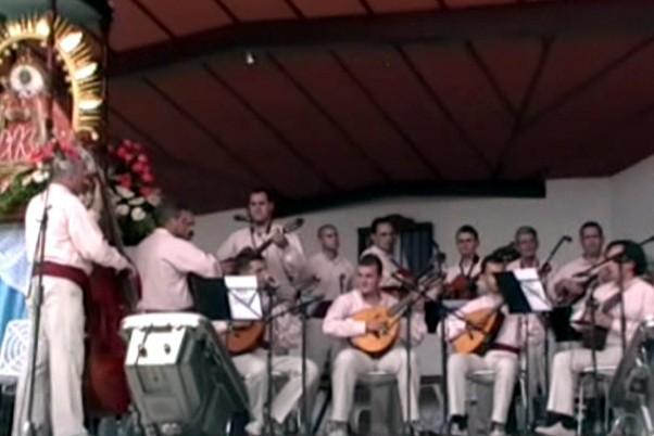 Celebración de la Virgen de Las Nieves en Cagua (2009) (3ª Parte)