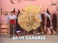 I Festival Regional Folclore de Maspalomas. Gran Canaria