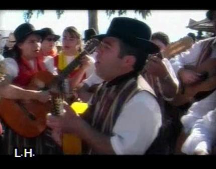 Romería de Los Labradores. Santa Lucía de Tirajana (3ª Parte)