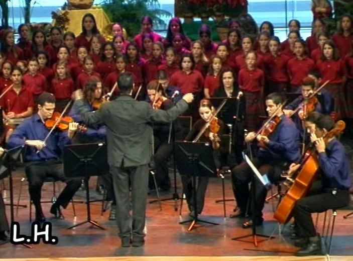 Encuentro Villancicos en el Auditorio Alfredo Kraus (3ª Parte)