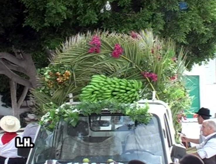 Romerías de Gran Canaria: Juncal - Tejeda (3ª Parte)