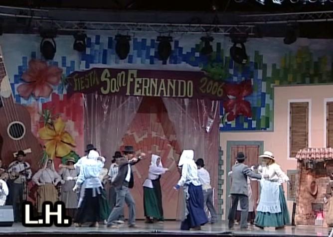 XXVI Festival Folclórico 7 Islas - San Fernando, Maspalomas (2ª Parte)