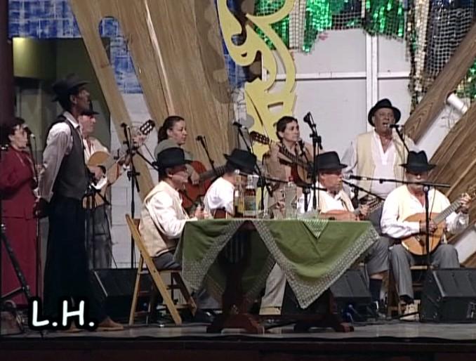 XXVII Festival Folclórico 7 Islas - San Fernando Maspalomas 2007 (4ª Parte)