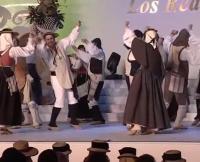 """""""Berlina de Tijarafe y Folias de La Palma"""", Coros y Danzas Nambroque."""