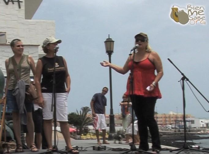 """IV Encuentro Internacional de Improvisadores """"Por el Casco Viejo de Corralejo"""" (4ª Parte)"""