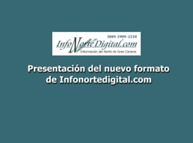 Presentación del nuevo formato de InfonorteDigital