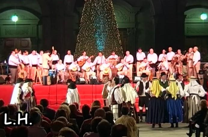 Concierto de Navidad de Los Gofiones. Año 2003 (2ª Parte)
