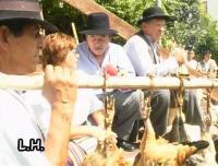 Romería del Pino. Teror, 2004 (1ª Parte)