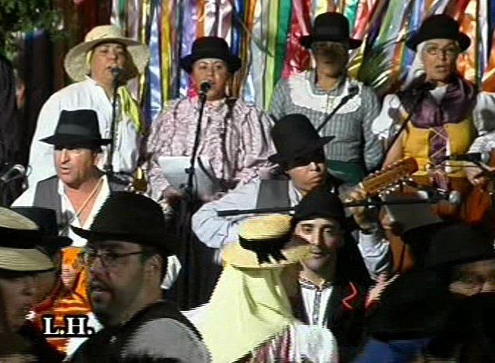 VIII Jornadas Tradicionales de Mogán. Baile de Taifas (4ª Parte)