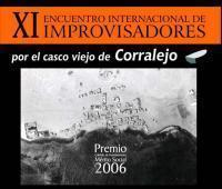 XI Encuentro Internacional de Improvisadores por el Casco Viejo de Corralejo (3ª Parte)