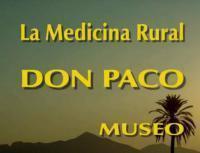 Museo sobre la Medicina Rural (don Paco)