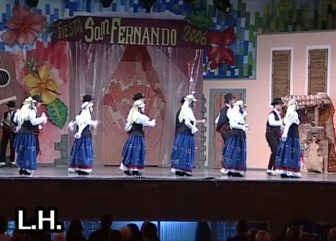XXVI Festival Folclórico 7 Islas - San Fernando Maspalomas (1ª Parte)