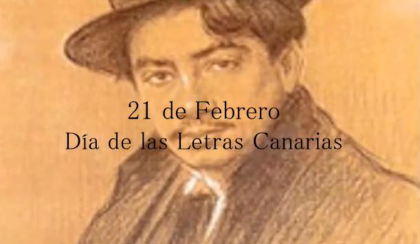 Día de Las Letras Canarias con Tomás Morales