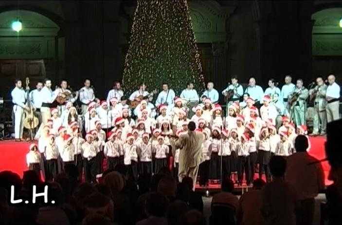 Concierto de Navidad de Los Gofiones. Año 2003 (y 6ª Parte)