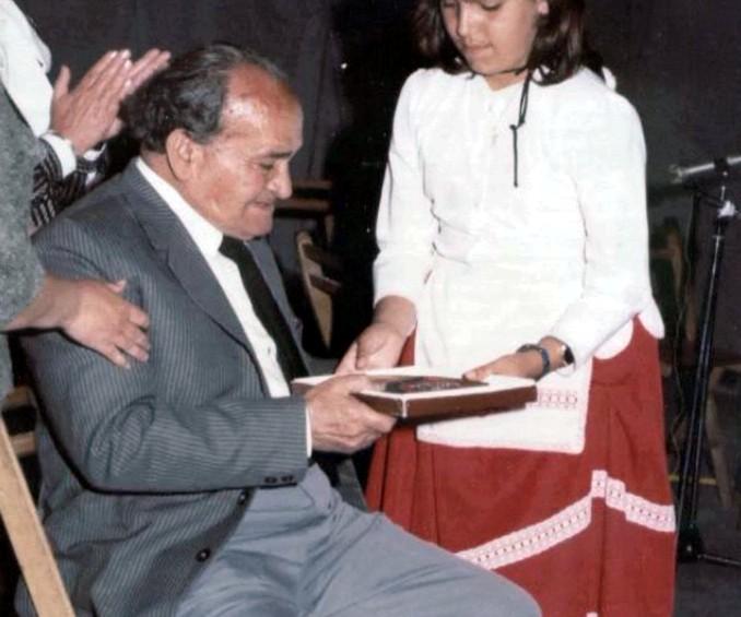 """Homenaje a D. Ignacio Rodríguez González, """"Maestro Ignacio"""" (y 3º Parte)"""