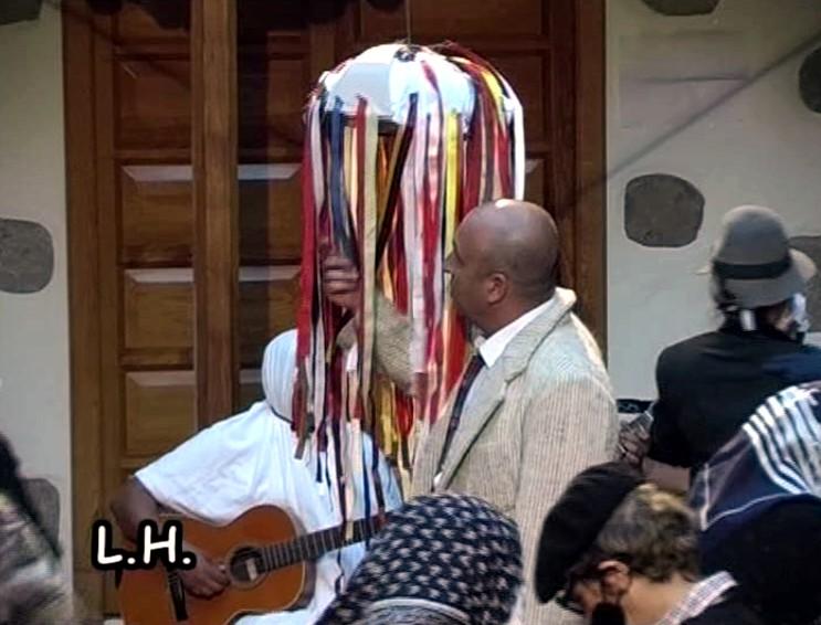 Baile de Piñata (y 2ª Parte)