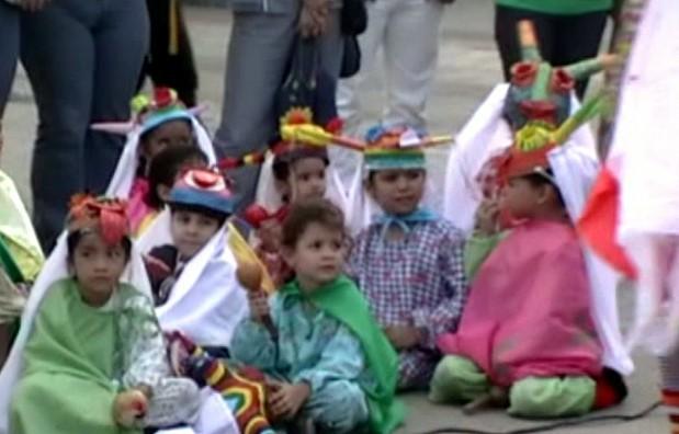 Celebración del Corpus Christi. Venezuela 2009 (y 3ª Parte)