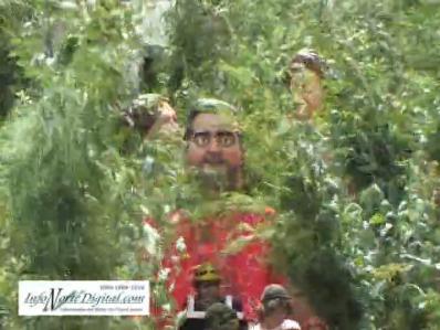 Fiesta de la Rama de Agaete 2010