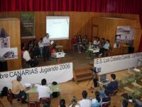 Descubre Canarias Jugando 2006