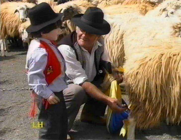 Día de Canarias (Caideros - Gáldar) (1ª Parte)