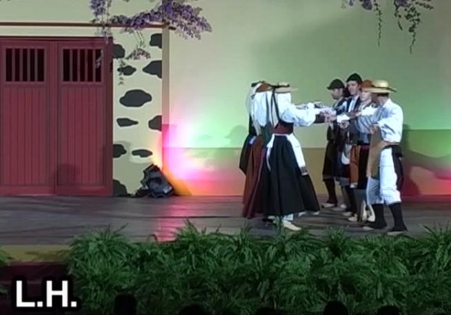 Festival Regional de Folclore La Palma (Bajada de la Virgen 2005) (y 7ª Parte)