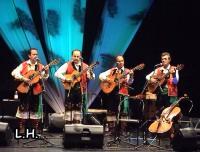Actuación de Los Huaracheros