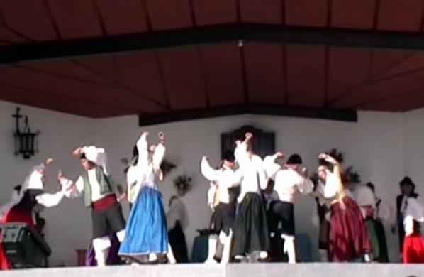 Celebración de la Virgen de Las Nieves en Cagua (2009) (Completo)