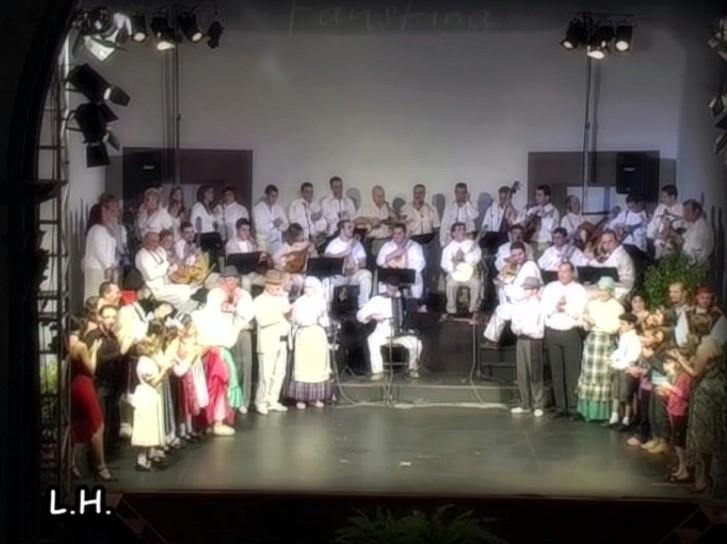 """Presentación del Disco """"Por tu querer"""" de la A.F. Estrella y Guía (y 6ª Parte)"""