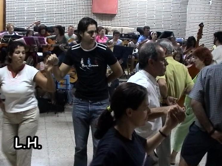 Escuela de Folclore de San Isidro (Gáldar). AC Surco y Arado (3ª Parte)