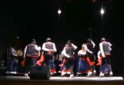 Folclore de La Gomera (Baile de Tambor)