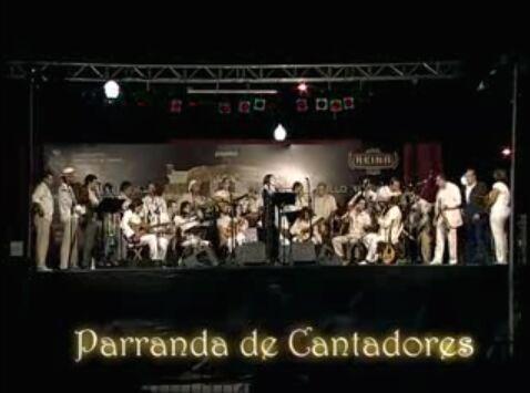 """Parranda De Cantadores con Fabiola Socas. """"La Pobre Adela"""""""