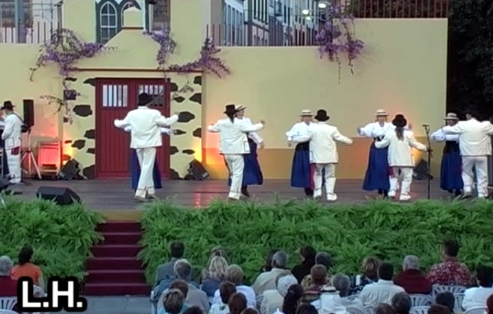 Festival Regional de Folclore La Palma (Bajada de la Virgen 2005) (3ª Parte)