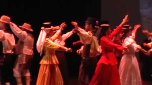 IV Festival de Folklore Internacional Nª Sra. de Candelaria en Venezuela (1ª Parte)