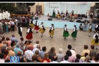 Clausura del X Festival Nacional de Folclore Isla de Gran Canaria