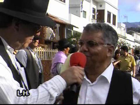 Romerías de Gran Canaria: San Antonio en Moya (2ª Parte)
