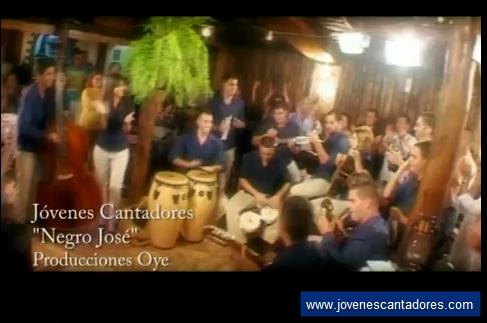 """Jóvenes Cantadores. """"Negro José"""""""