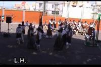 Encuentro Folclórico en La Cuesta