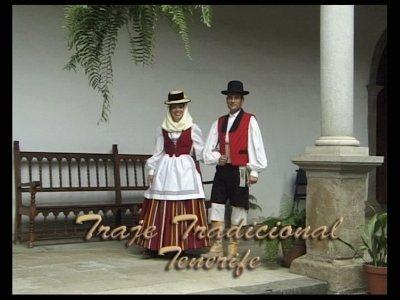 Trajes Tradicionales de las Islas Canarias (Tenerife)