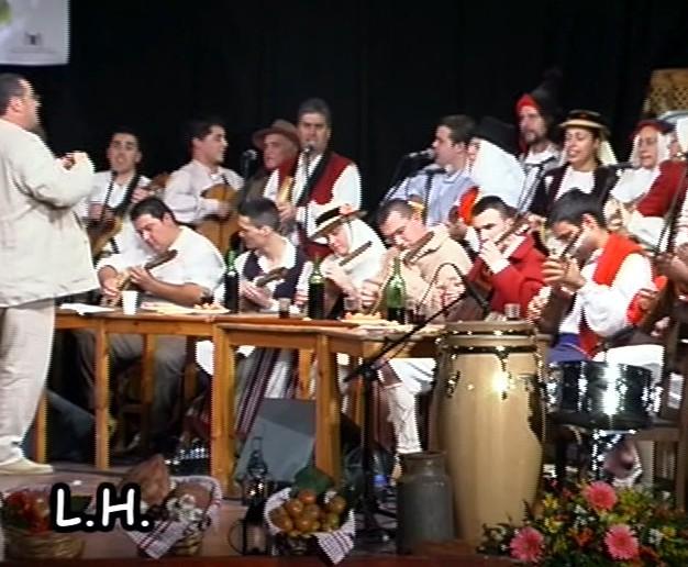 Fiestas del Almendro en Flor de Valsequillo: Velada Poético-Musical (3ª Parte)