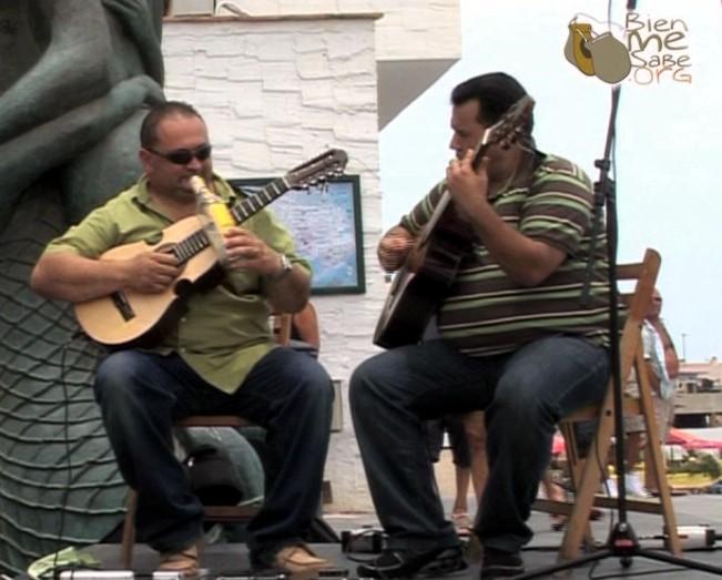 """IV Encuentro Internacional de Improvisadores """"Por el Casco Viejo de Corralejo"""" (5ª Parte)"""