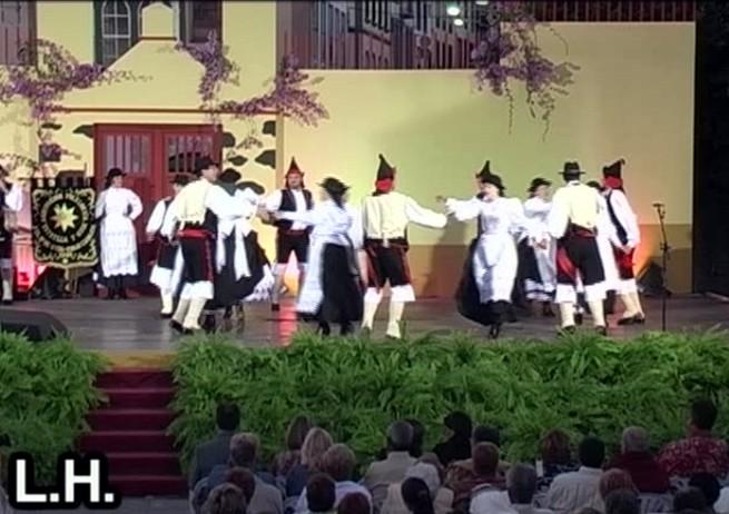 Festival Regional de Folclore La Palma (Bajada de la Virgen 2005) (5ª Parte)