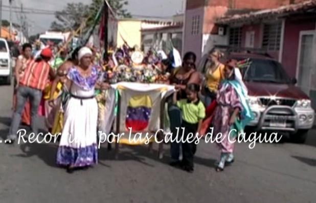 Celebración del Corpus Christi. Venezuela 2009 (1ª Parte)